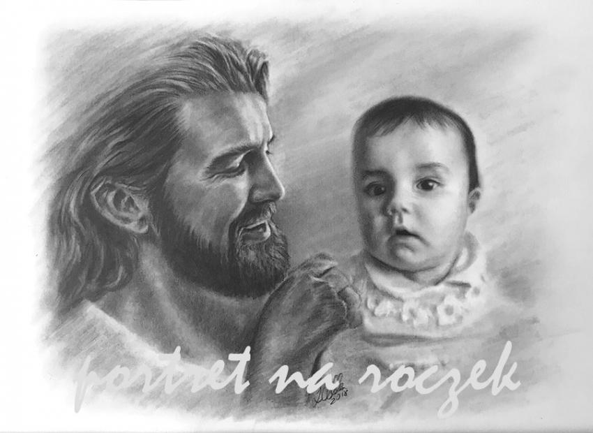 Jesus Christ by Alicja